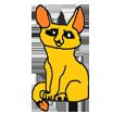Fennec Fox ##STADE## - coat 1000000030